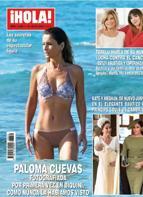 Paloma Cuevas, primeras imágenes en bikini