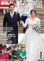 La boda de ensueño de Eugenia de York