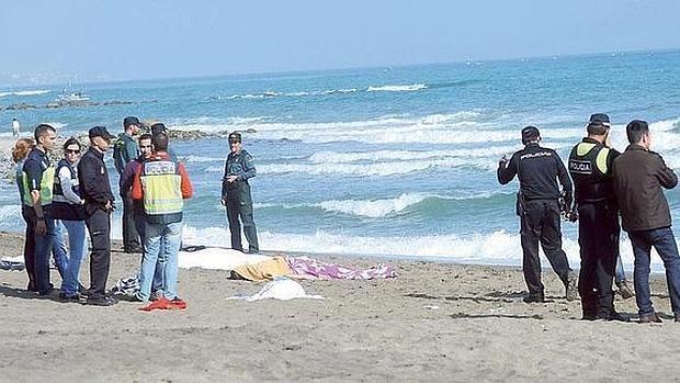Peligro en la playa: 67 personas han muerto ahogadas en Andalucía hasta noviembre
