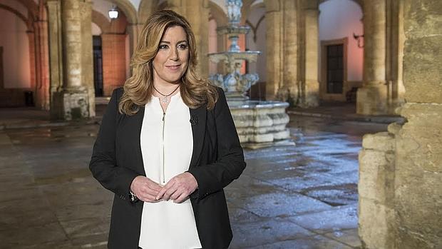 Susana Díaz reivindica su papel en el panorama nacional