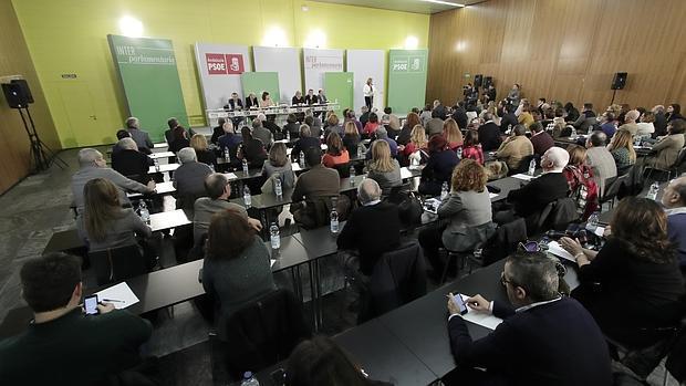 El PSOE andaluz acapara la mayoría de cargos socialistas en el Congreso