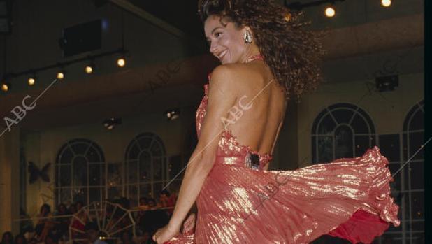 El «boom» de Giannina Facio, la rompecorazones de los 80
