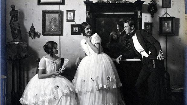 El rudimentario Whatsapp de finales del siglo XIX: «Domingo, paseo Retiro; nos veremos; disimula»