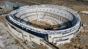 El nuevo estadio del Atlético se llama Wanda Metropolitano