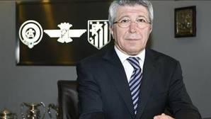 Cerezo: «El club está trabajando para dar una gran despedida al Vicente Calderón»
