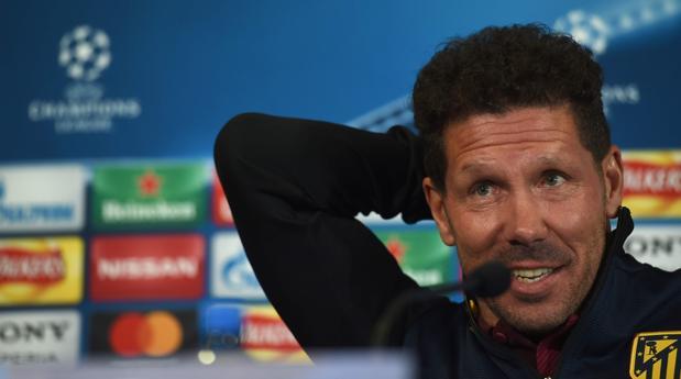 El Inter, a la caza de Simeone
