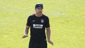 Simeone: «Diego Costa no es un jugador nuestro»