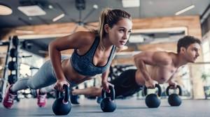 Los ejercicios que puedes hacer en 1, 2 y 3 minutos