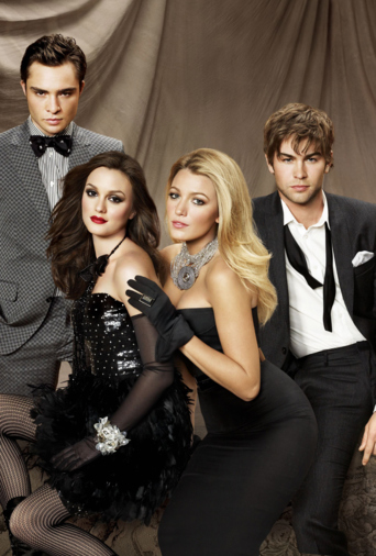 Gossip girl 5x01 - Capítulo 1 Temporada 5 - PLAY Series