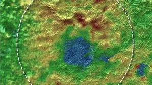 «New Horizons» localiza dos posibles volcanes helados en Plutón