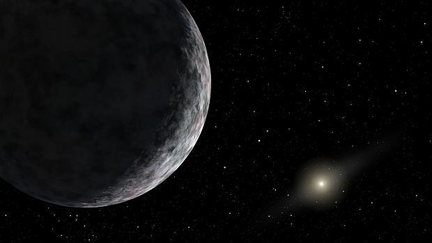 Descubren un nuevo planeta dentro del Sistema Solar