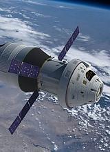 La NASA probará la nave para llegar a Marte en 2018 con un viaje de ida y vuelta a la Luna