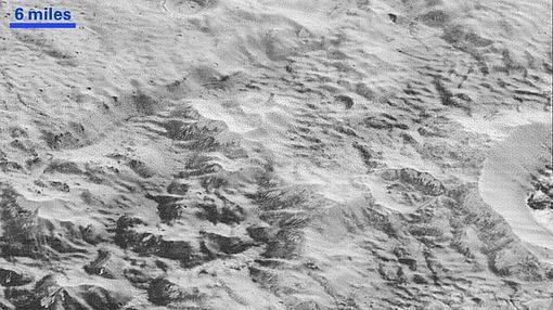 Imagen de la erosión sobre la corteza