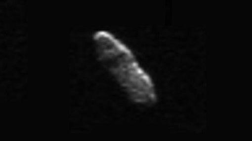 El asteroide 2003 SD220