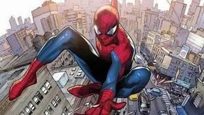 Para ser Spiderman hace falta un 145 de pie