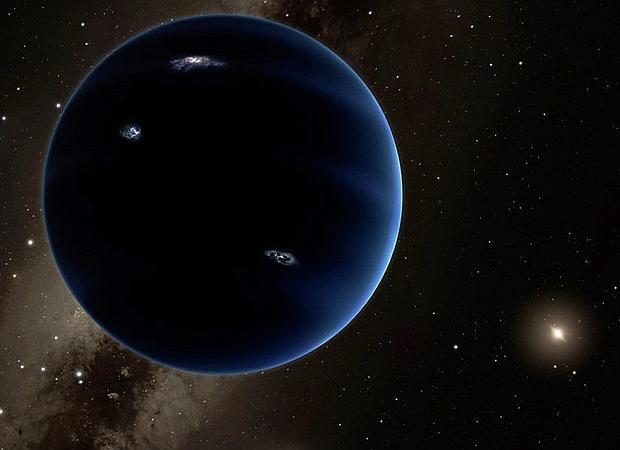 Resultado de imagen de El planeta X