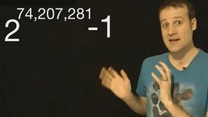 El número tiene más de 22 millones de dígitos