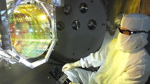 El hallazgo de las ondas gravitacionales puede haber sido hecho en las instalaciones de LIGO