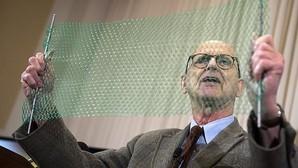 El profesor emérito de Instituto Tecnológico de Massachusetts MIT, Rainer Weiss
