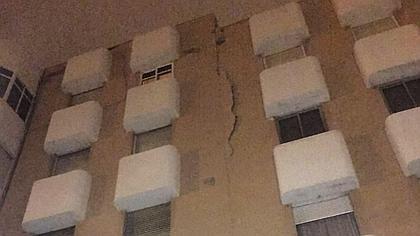Un terremoto de magnitud 6,3 sacude el sur de la Península