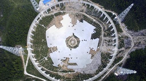 Tendrá 50 metros de diámetro