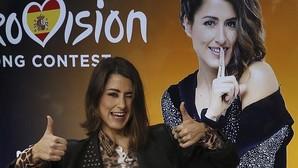 Barei: «Cantar en inglés en Eurovisión no debería suscitar ningún debate»