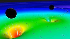 Las ondas gravitacionales nos harán mirar el Universo con otros ojos