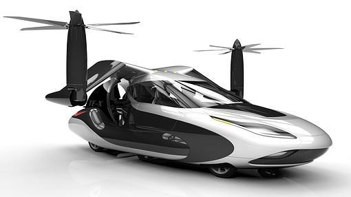 Prototipo del TF-X, en la actudalidad en pruebas en túneles de viento