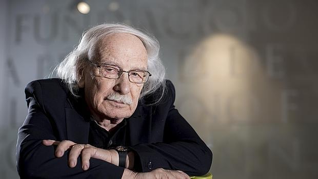 Giacomo Rizzolatti en la Fundación Tatiana Pérez