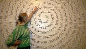 La constante Pi, en el museo de ciencia natural de Giessen, Alemania
