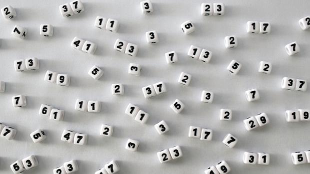 Un extraño patrón rige los números primos