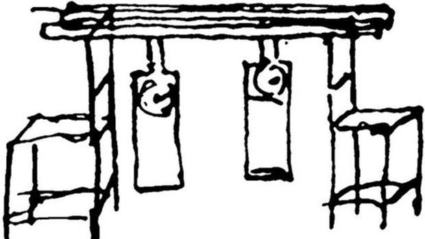 El misterio de los relojes de pndulo sincronizados