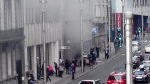 Al menos 15 muertos por una explosión en el metro de Maelbeek de Bruselas