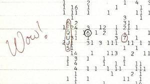 Una explicación a la señal «Wow!» extraterrestre