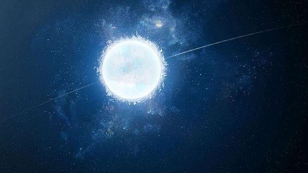 Una placa astronómica de 1917 ocultaba el primer hallazgo de exoplanetas