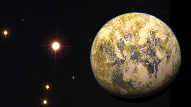 ¿Puede haber otra Tierra a solo 16 años luz?