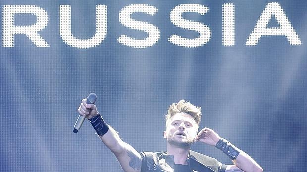 El ruso Sergey Lazarev es el favorito para ganar Eurovisión este año