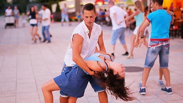 Bailar también aumenta la materia gris