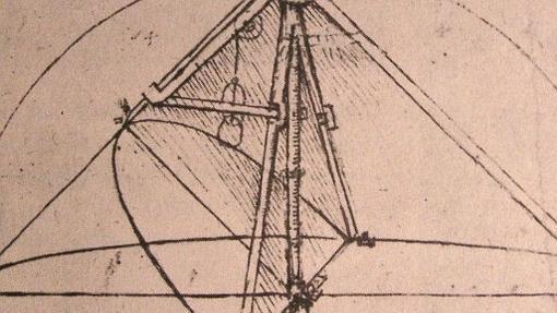 Los inventos más relevantes de Leonardo da Vinci
