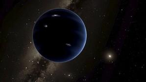 Representación del posible noveno planeta del Sistema Solar. Hasta ahora, solo hay una hipótesis que explica su existencia en base a las órbitas de seis pequeños cuerpos