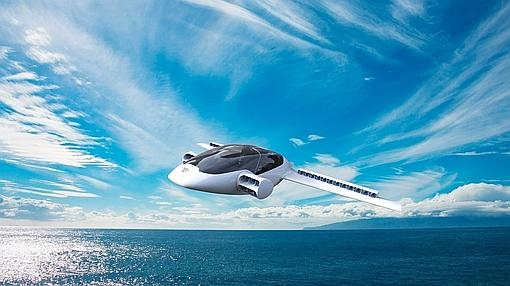Así es el primer avión personal que puede despegar de un patio