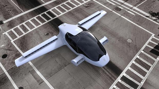 Lilium es el primer avión de despegue y aterrizaje vertical del mundo para uso personal