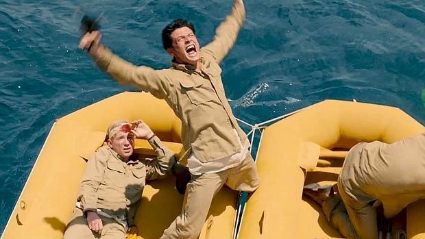 Fotograma de la película «Invencible»