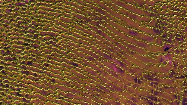 El fascinante desierto del Rub al-Jali