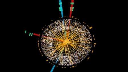 Colisiones candidatas para ser el evento del bosón de Higgs, en 2012