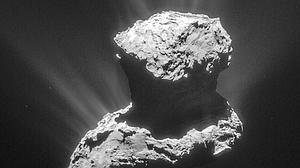 Hallan nuevos ingredientes esenciales para la vida en el cometa 67/P