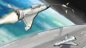 ¿Está EE.UU. desarrollando un caza espacial?