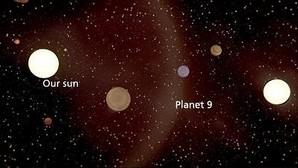 El Planeta 9 pudo haber sido robado por el Sol