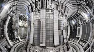 Instalaciones del ITER, lugar donde se construye el reactor experimental que podría suministrar en el futuro una energía limpia e inagotable
