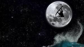 El primer solsticio de verano con Luna llena en 70 años
